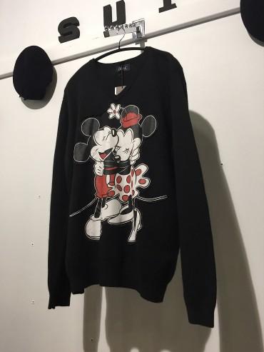 Pull cachemire Mickey