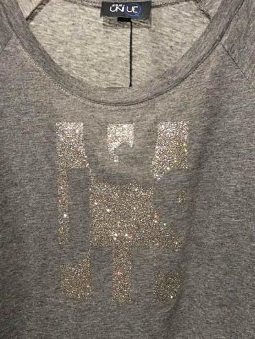 Tshirt LOGO manches 3/4 T XXL