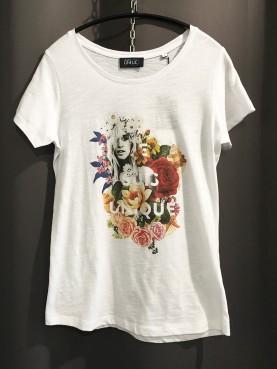 Tee-shirt Femme FLEUR