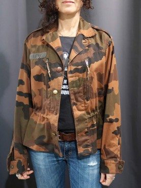 Veste army taille M