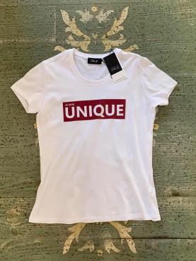 Tee-shirt JE SUIS UNIQUE
