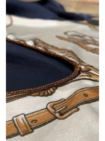 Top foulard