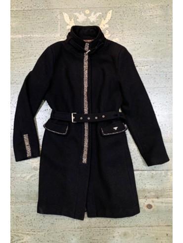 Manteau bijoux