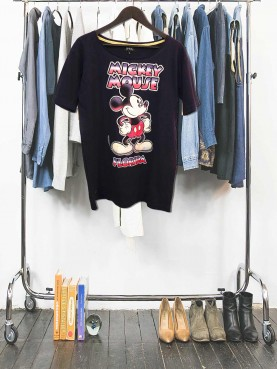 Navy Tshirt US Disney