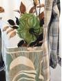 Maxi chemise carreaux foulard TM