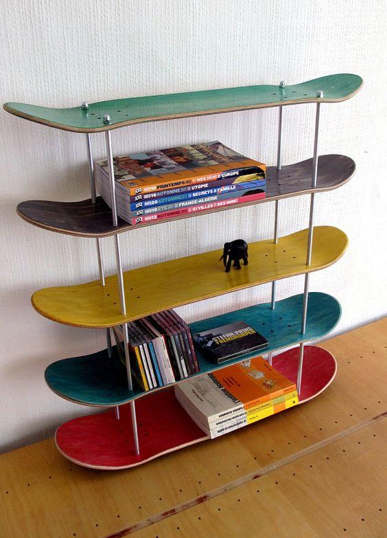 longboard ou etageres