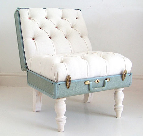 un fauteuil dans ta valise, idee upcycling