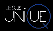 logo je suis unique women clothes upcycling vintage